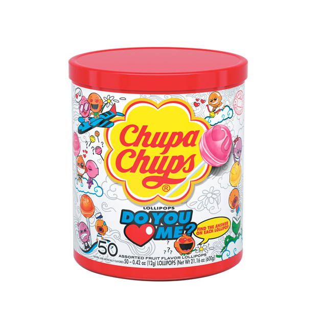 Chupa Chups Do You Love Me Silo