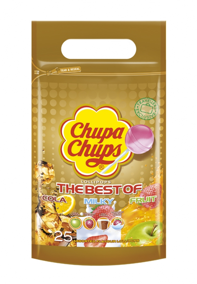 Chupa Chups Pouch Bag Best Of