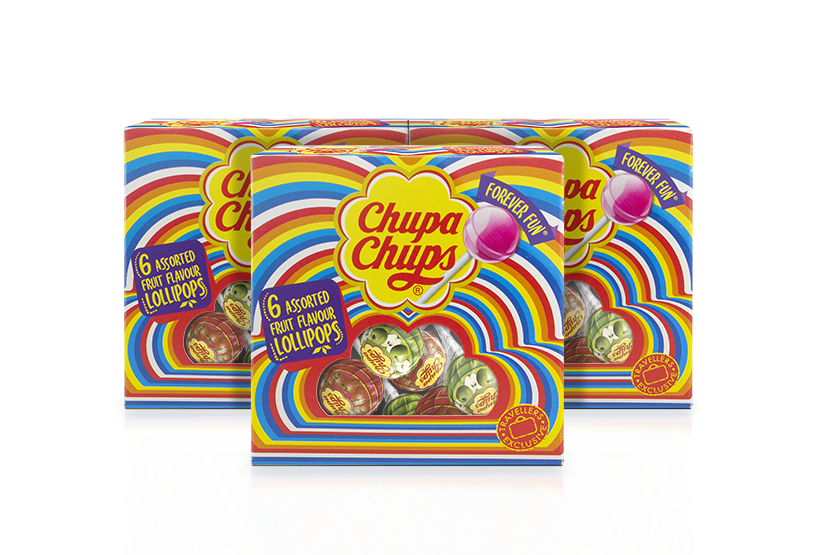 Chupa Chups Cash Till Point Box