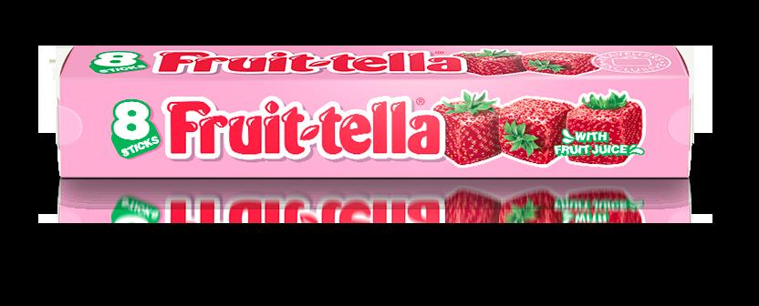 Fruittella Jumbostick Strawberry