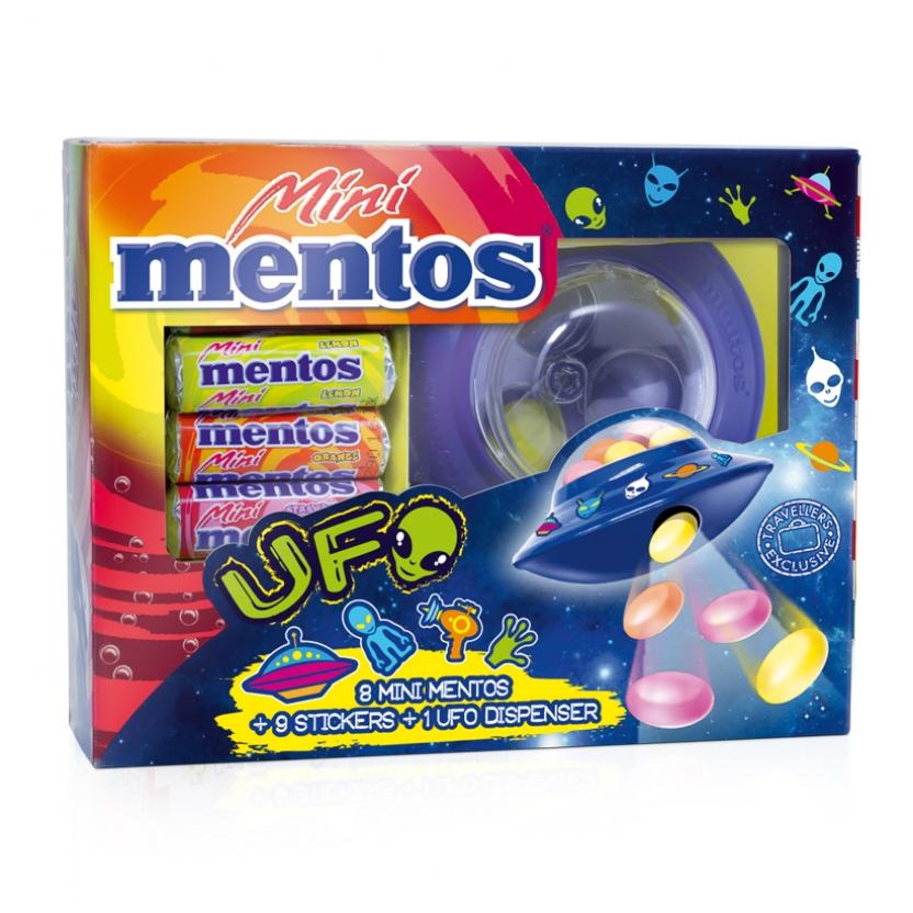 Mentos Mini Ufo dispenser