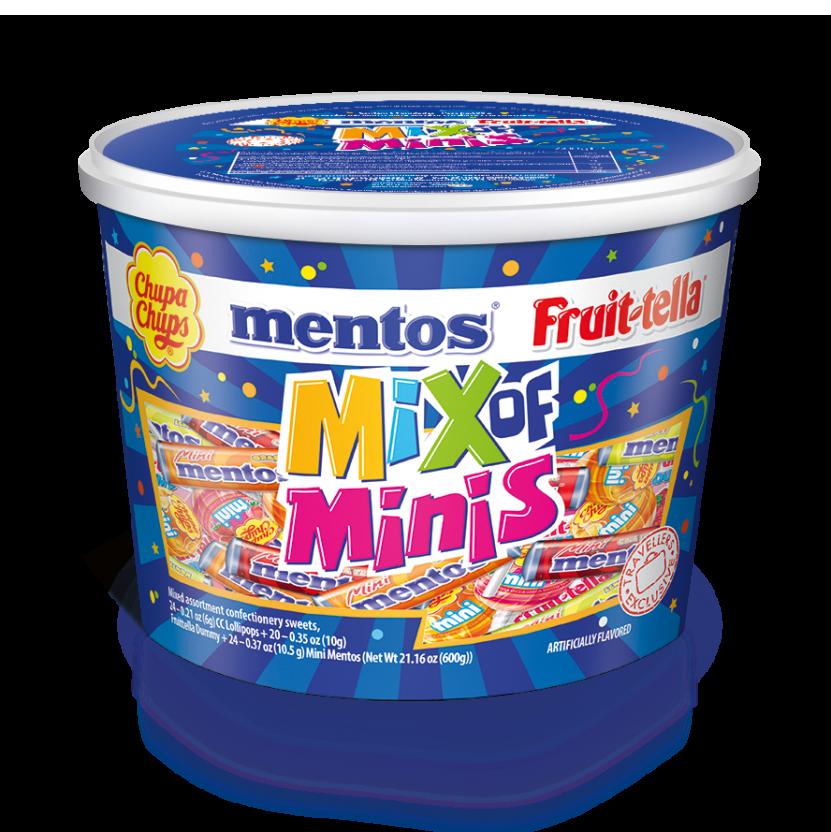 Mix of Minis Silo