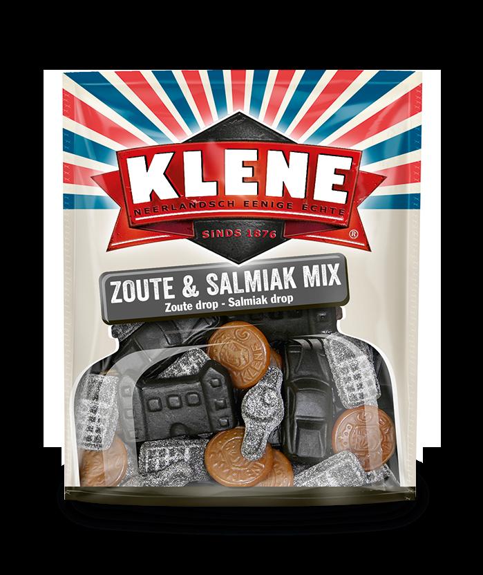 Klene Zout & Salmiak Mix